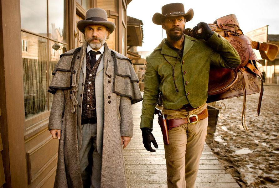 """Django"" reż. Quentin Tarantino"