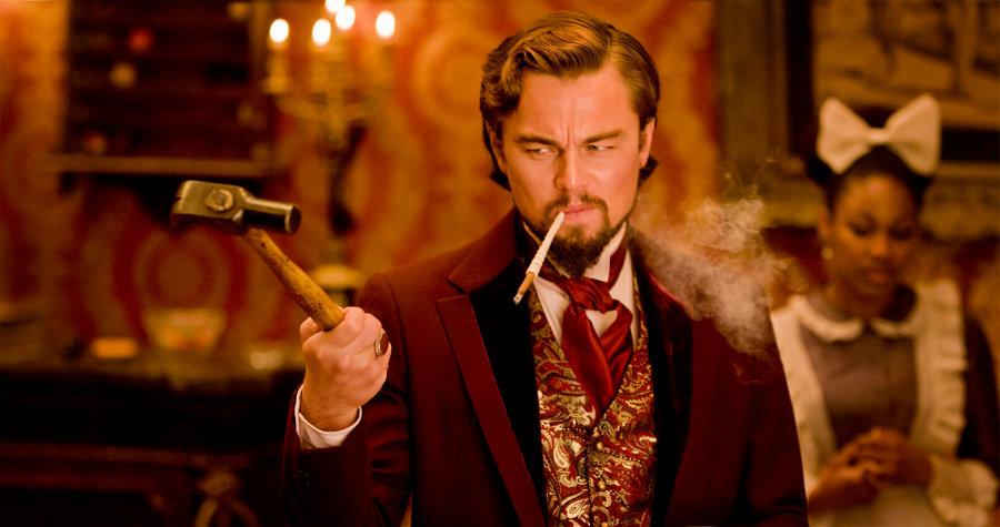 """Django"" reż. Quentin Tarantino - Leonardo di Caprio"