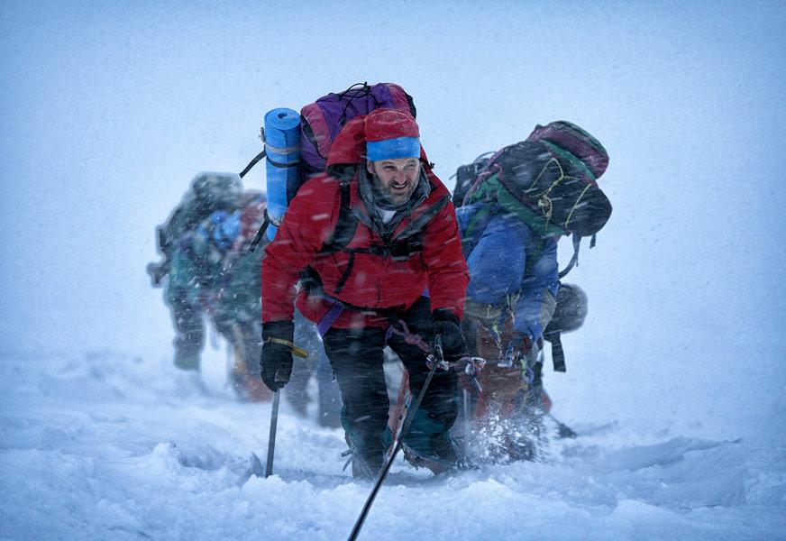 """Everest"" reż. Baltasar Kormákur - film o tragedii z 1996 roku"