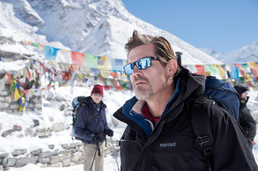 """""""Everest"""" reż. Baltasar Kormákur - tragedia na najwyższej górze świata"""