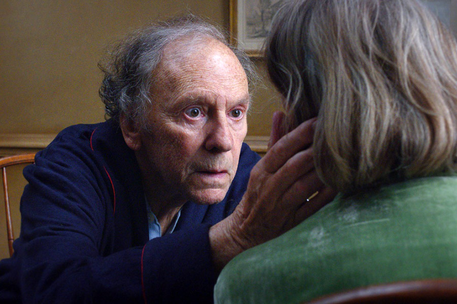 """Miłość"" reż. Michael Haneke - Jean-Louis Trintignant"