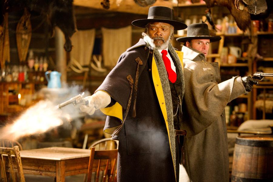 NIenawistna ósemka - Tarantino - Samuel L. Jackson