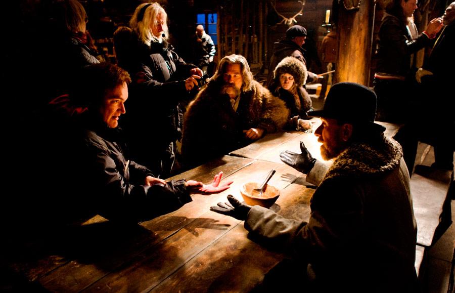 NIenawistna ósemka - Tarantino - recenzja