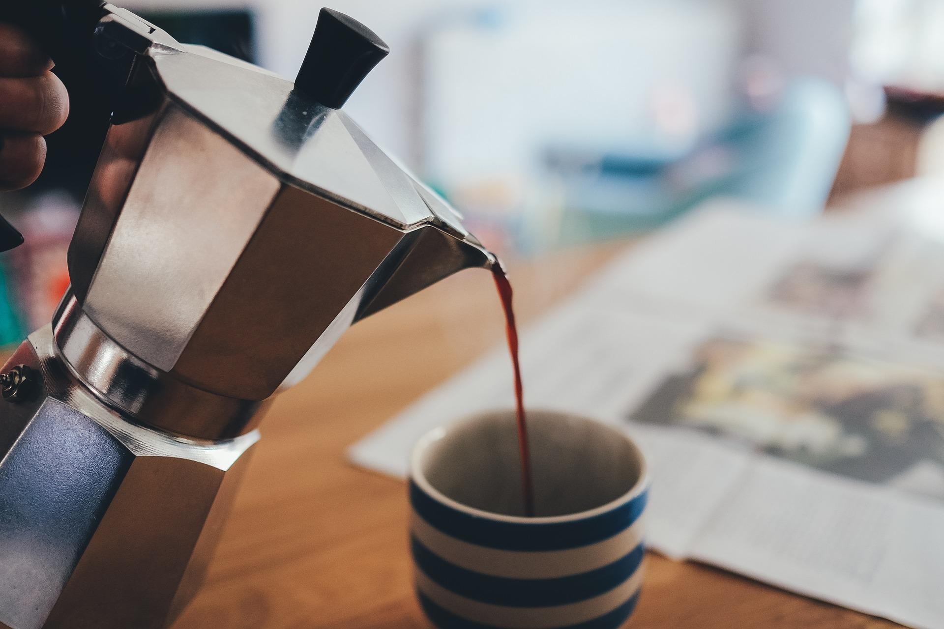 aromat dobrej kawy