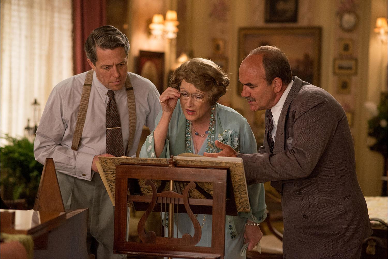 """Boska Florence"" reż. Stephen Frears Meryl Streep i Hugh Grant"