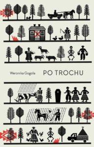 """Weronika Gogola """"Po trochu"""" okładka książki"""
