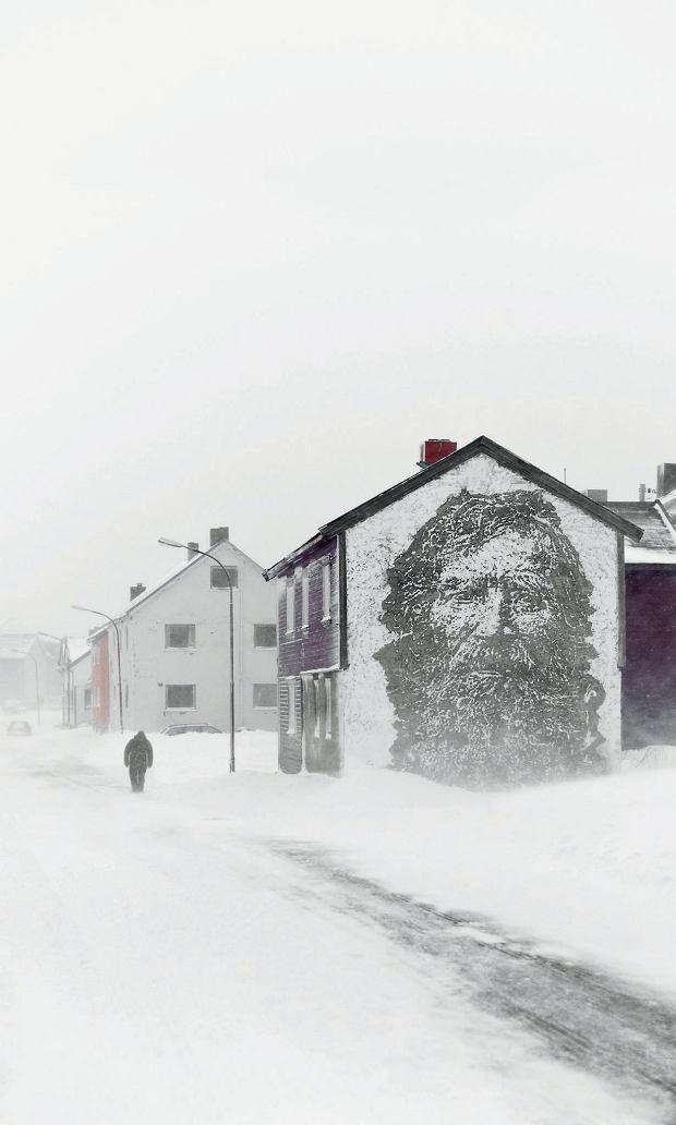 """Ilona Wiśniewska """"Hen. Na północy Norwegii"""""""
