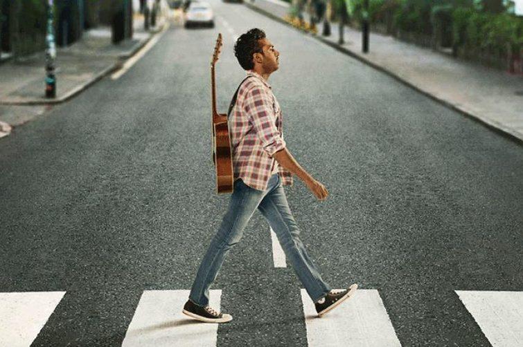 """Yesterday"" reż. Danny Boyle; Himesh Patel jako John Malik"