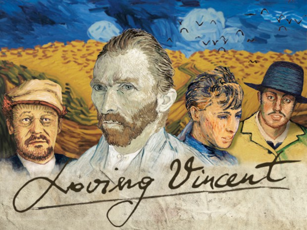 """Twój Vincent"" reż. Dorota Kobiela, Hugh Welchman"