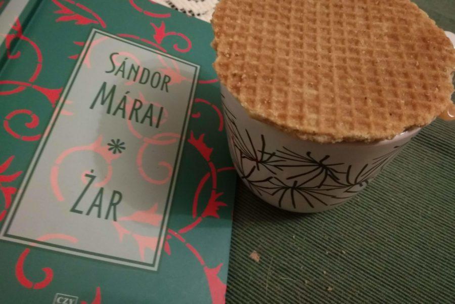 Żar, Sandor Marai, Wydawnictwo Czytelnik