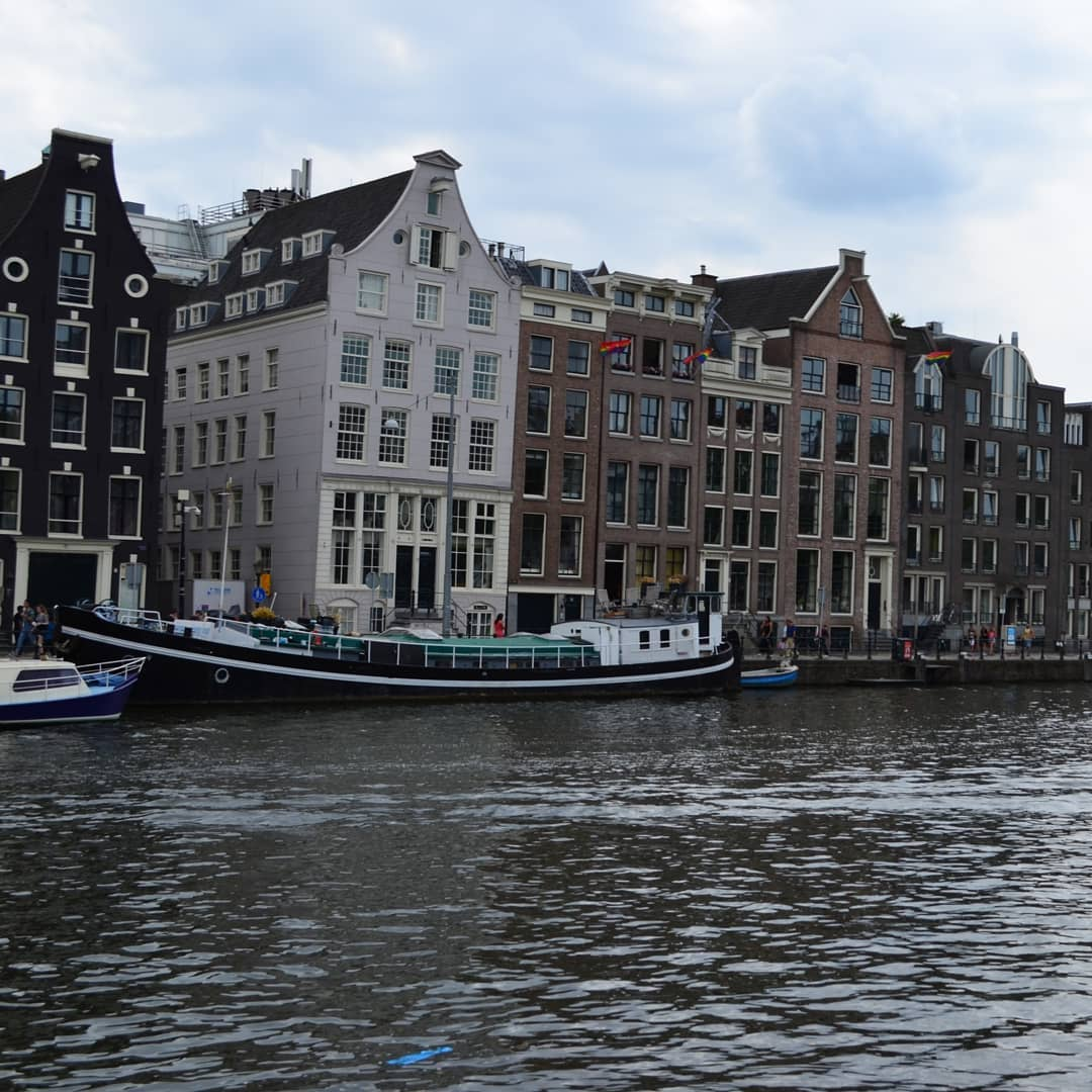 Amsterdam - kanały