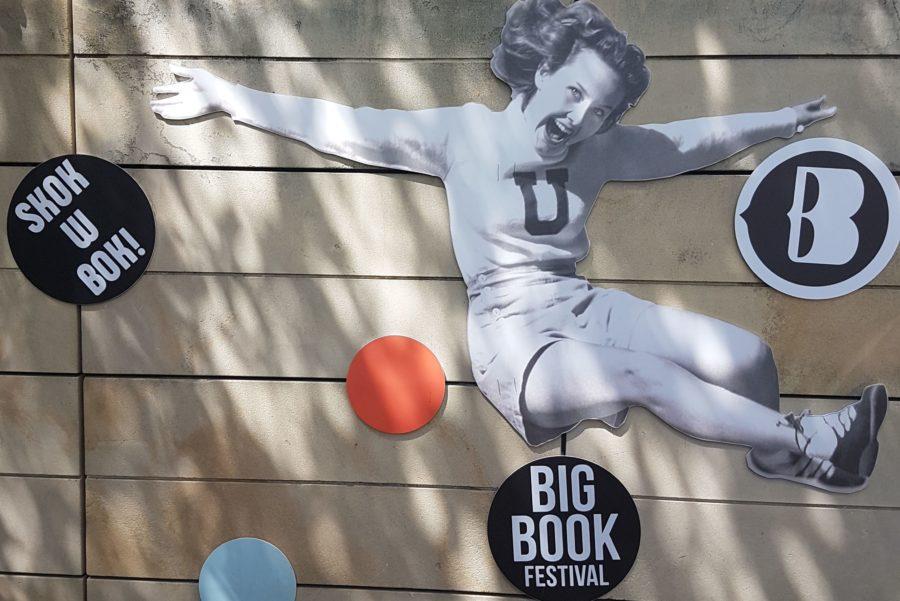 Big Book Festival 2019 - Skok w bok