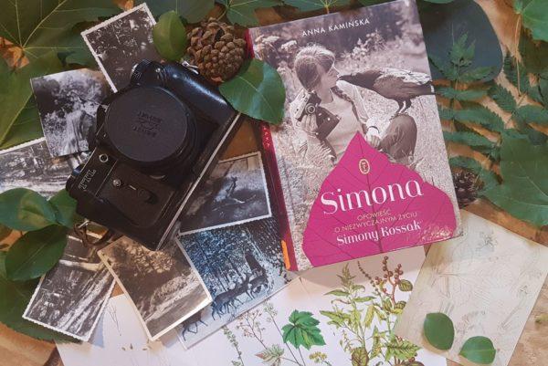 """Anna Kamińska """"Simona. Opowieść o niezwykłym życiu Simony Kossak"""", Wydawnictwo Literackie"""